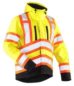 veste 4938 1977 3399 hi vis shell jacket